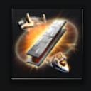 Alloyed Tritanium Bar - (salvaged material) - 10,000 units