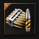 Barrage M (projectile ammo) - 500,000 units