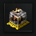 Compressed Crystalline Crokite (ore) - 500 units