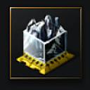 Compressed Dark Glitter (ice ore) - 500 units