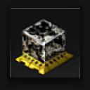 Compressed Onyx Ochre (ore) - 1,500 units