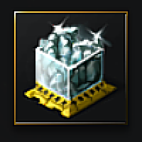 Compressed Gelidus (ice ore) - 500 units
