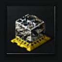 Compressed Jaspet (ore) - 2,500 units