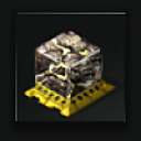 Compressed Golden Omber (ore) - 20,000 units