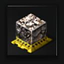 Compressed Rich Plagioclase (ore) - 25,000 units