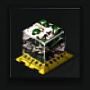 Compressed Bright Spodumain (ore) - 500 units