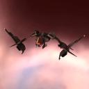 Einherji I (light fighter drone) - 25 units