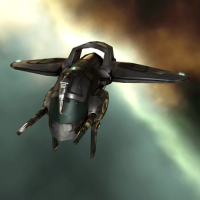 Federation Navy Hobgoblin (light attack drone) - 100 units