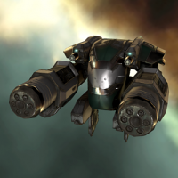 Federation Navy Ogre (heavy attack drone) - 50 units