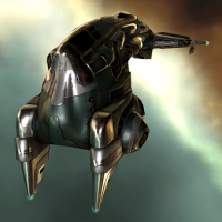 Satyr I (light fighter drone) - 25 units
