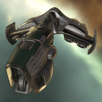 Standup Antaeus II (structure-based heavy fighter) - 5 units