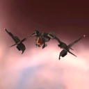 Standup Gram I (structure-based light fighter) - 25 units