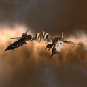 Standup Templar I (structure-based light fighter) - 25 units