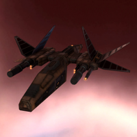 'Augmented' Valkyrie (medium attack drone) - 5 units