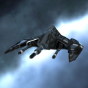Caldari Navy Vespa (medium attack drone) - 100 units