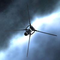 Warden I (sentry drone) - 500 units