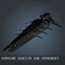 Hurricane Sebiestor SKIN (permanent)