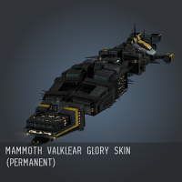 Mammoth Valklear Glory SKIN (Permanent)