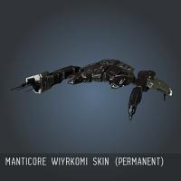 Manticore Wiyrkomi SKIN (Permanent)