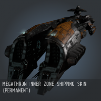Megathron Inner Zone Shipping SKIN (permanent)
