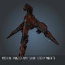 Merlin Nugoeihuvi SKIN (Permanent)