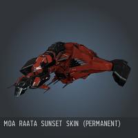 Moa Raata Sunset SKIN (Permanent)