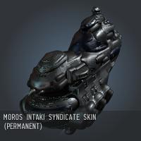 Moros Intaki Syndicate SKIN (Permanent)