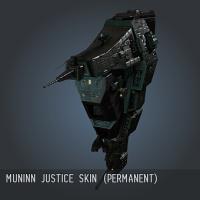 Muninn Justice SKIN (permanent)