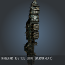 Naglfar Justice SKIN (permanent)