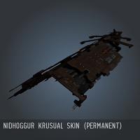 Nidhoggur Krusual SKIN (permanent)