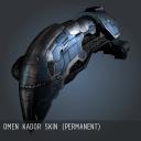 Omen Kador SKIN (permanent)