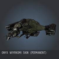 Onyx Wiyrkomi SKIN (permanent)