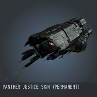 Panther Justice SKIN (Permanent)