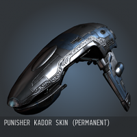 Punisher Kador SKIN (Permanent)