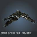 Raptor Wiyrkomi SKIN (Permanent)