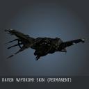Raven Wiyrkomi SKIN (permanent)