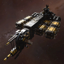 Rorqual ORE Development SKIN (permanent)