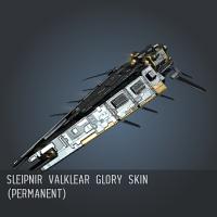 Sleipnir Valklear Glory SKIN (Permanent)