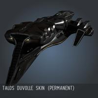 Talos Duvolle SKIN (permanent)