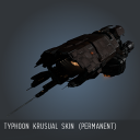 Typhoon Krusual SKIN (permanent)