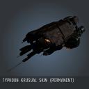 Typhoon Krusual SKIN (permanent)
