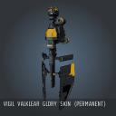 Vigil Valklear Glory SKIN (Permanent)
