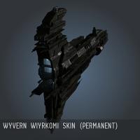 Wyvern Wiyrkomi SKIN (permanent)